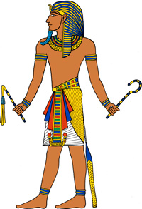 forntida egypten samhällsklasser