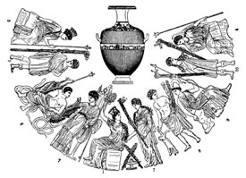 Unga Fakta - Grekisk mytologi