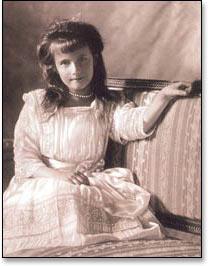 Rysk tsar familj